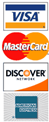 PPOs, Visa, MasterCard, Discover and American Express Accepted